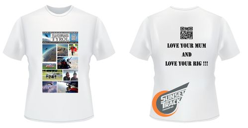 T-Shirt Love your Rig